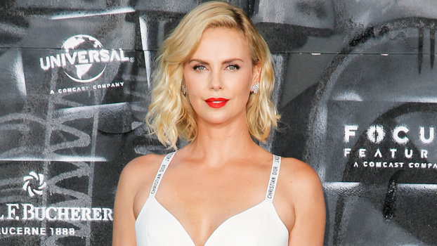Final, sorry, charlize theron blonde apologise, but