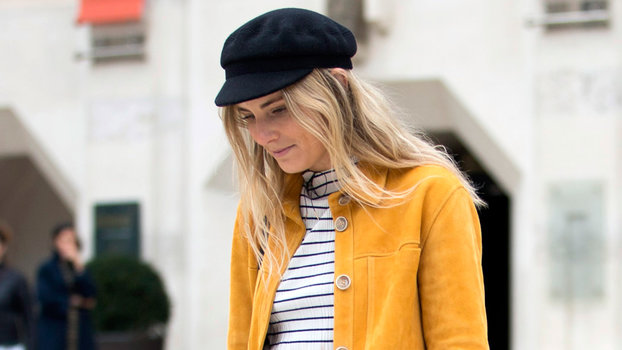 2dd530308 The Fiddler Cap Is Back and Chicer Than Ever | InStyle.com