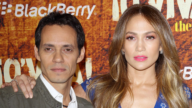 J Lo Hair Styles: J.Lo Posted The Sweetest Instagram For Marc Anthony After