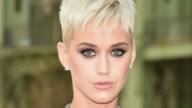 """Katy Perry Hair Styles: Katy Perry Teased Us With A Glimpse Of Her """"Swish Swish"""