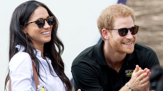 Prince Harry Meghan Markle Invictus