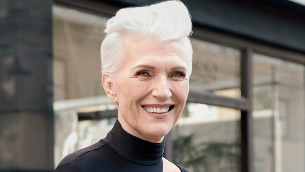 Maye Musk Is CoverGirl's Newest Face | InStyle com