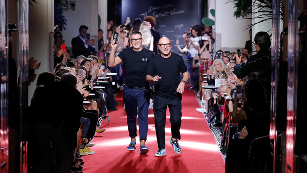 95349355dfe48 Dolce   Gabbana Caught In Controversy (Again)   InStyle.com