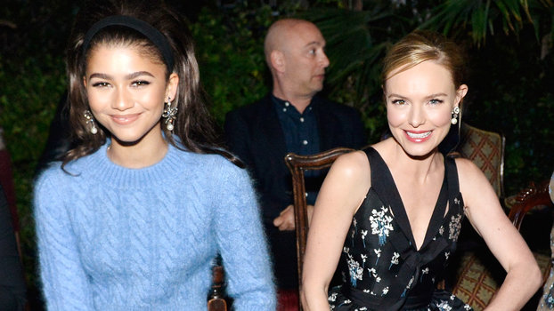 Zendaya Kate Bosworth Erdem x H&M