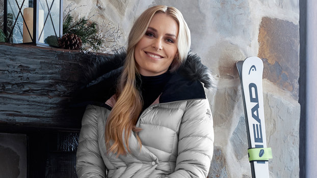 Olympic Skier Lindsey Vonn Launches Signature Collection