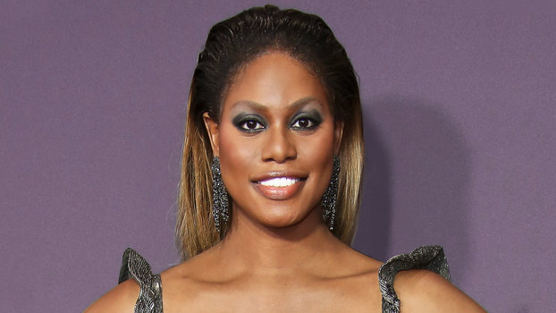 InStyle January - Laverne Cox