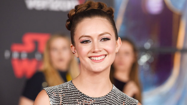 Billie Lourd Star Wars Hair