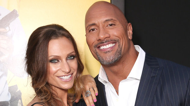 Dwayne The Rock Johnson Wife