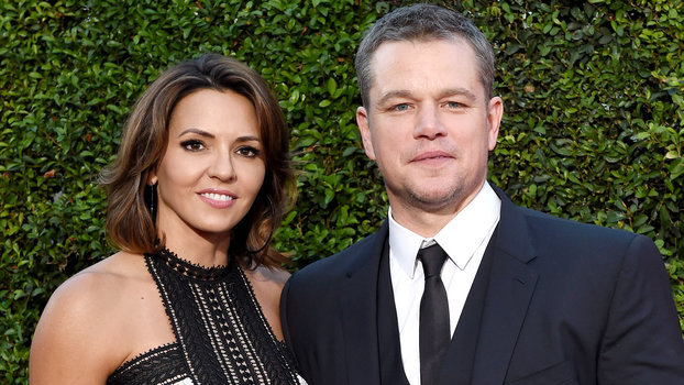 Who is matt damon dating — photo 14