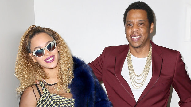 Jay Z New Hair Style 2018: Beyoncé And Jay-Z Coordinate Courtside Looks At NBA Play