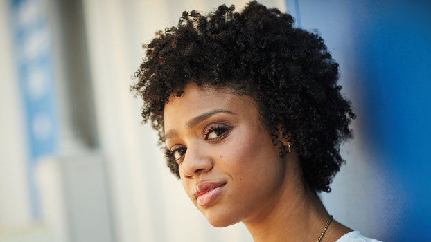 'The Chi' Star Tiffany Boone on Embracing Her Natural Hair ...