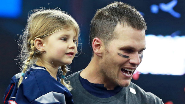 Tom Brady Responds To A Radio Host Calling His 5 Year Old
