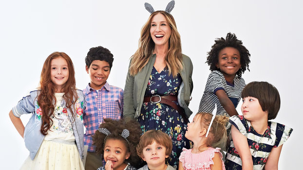 InStyle March SJP Gap Kids