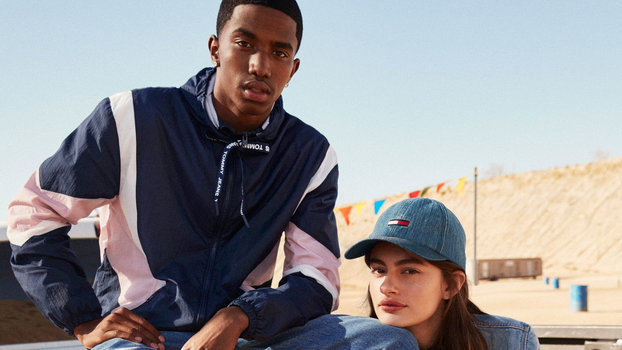 Tommy Hilfiger Campaign