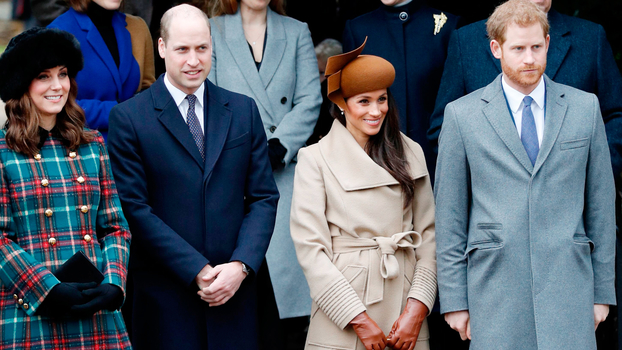 Meghan Markle Kate Middleton Prince Harry William
