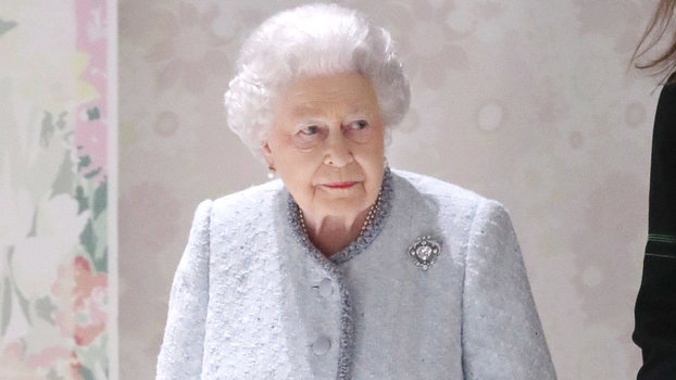 Queen Elizabeth Richard Quinn