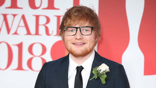 Ed Sheeran Wedding Ring