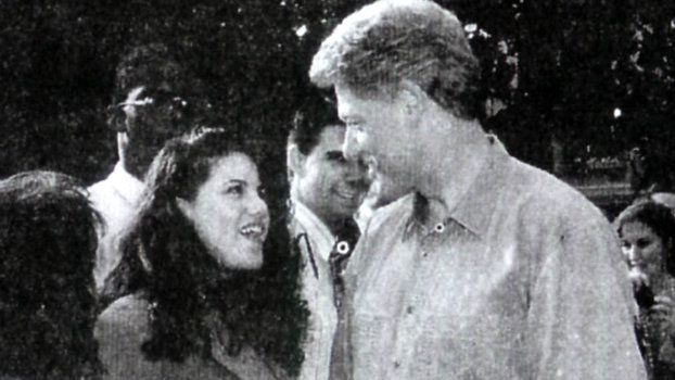 monica samille lewinsky Monica lewinsky 'seduces' bill clinton in 'sex tape,' national enquirer claims 750 it's been more than a decade since the reported affair between white house intern monica lewinsky and then .