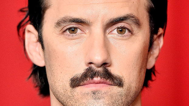 Milo Ventimiglia Facial Hair