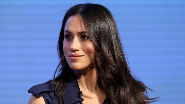 Meghan Markle Time's Up