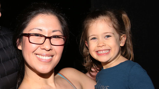 Ruthie Ann Miles Daughter