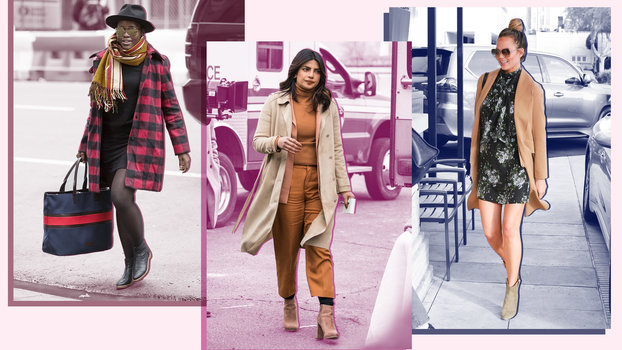 18177149e How to Wear Ankle Boots - Celebrities in Ankle Boots | InStyle.com