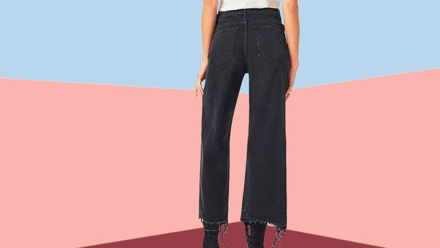 a177bbbc The Best Jeans for Big Butts   InStyle.com
