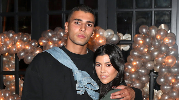 Kourtney Kardashian Younes Bendjima - lead