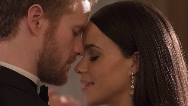 The First Trailer for Meghan Markle and Prince Harrys Lifetime Movie Is Here