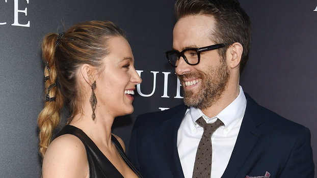 Blake Lively and Ryan Reynolds Shared the First Photo of Their Newborn Daughter
