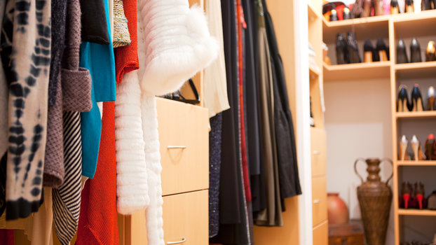 InStyleu0027s 20 Best Closet Organizing Tips, Ever   InStyle.com