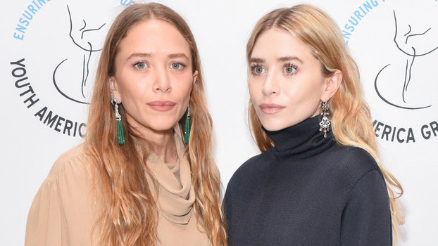 Marky Kate and Ashley Olsen Matching