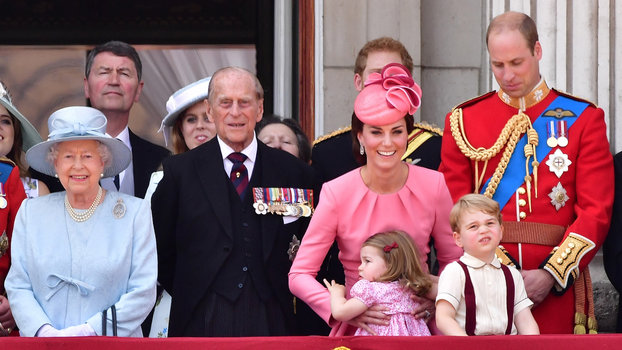 Kate Will royal baby succession line lead