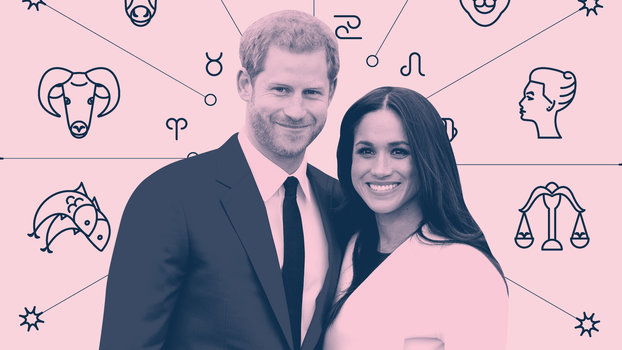 Meghan Markle Prince Harry Horoscope