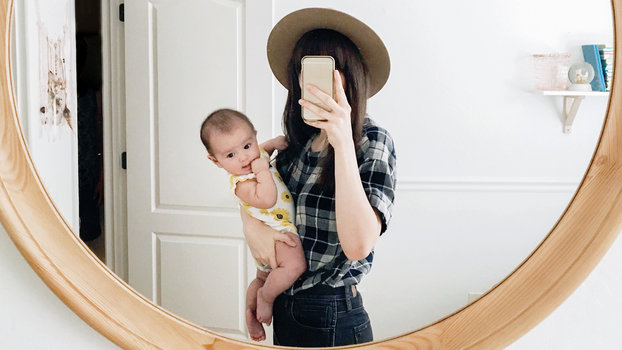 Mother Beauty Routine