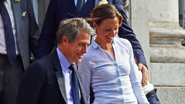 Hugh Grant Marries Ann...