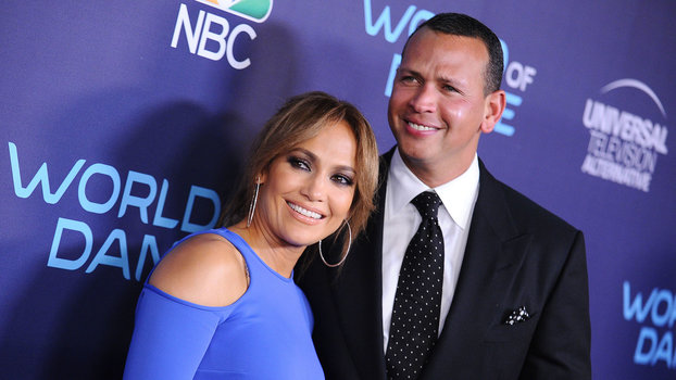 Jennifer Lopez and Alex Rodriguez lead