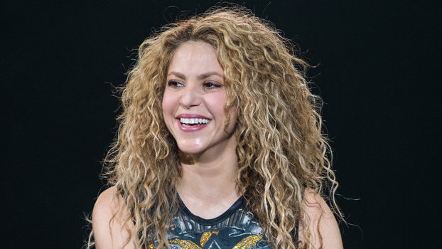 Shakira Performs At The O2 Arena