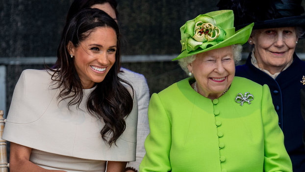 Adult Friendship Bracelets Inspired by Meghan Markle and Queen Elizabeth's Matching Jewels