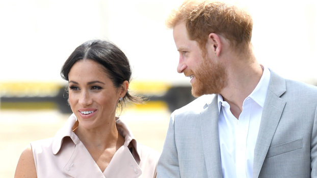 The Duke & Duchess of Sussex Visit The Nelson Mandela Centenary Exhibition