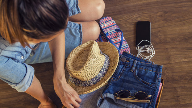 This One Tip Will Keep Your Clothes From Wrinkling When Traveling