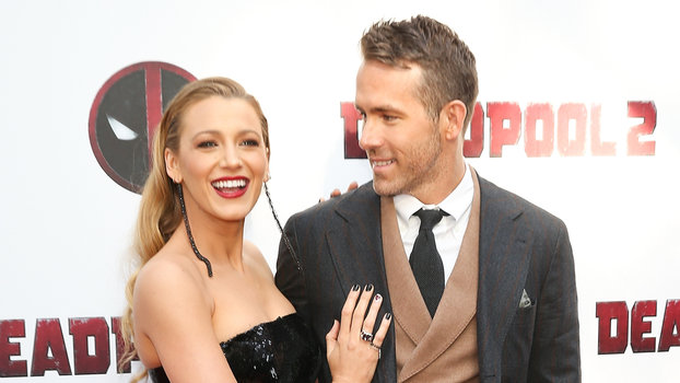 Blake Lively and Ryan Reynolds lead