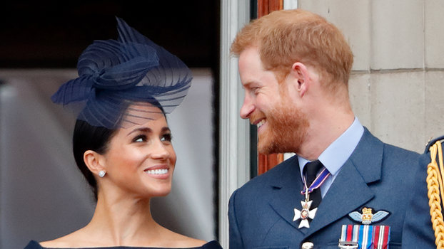 When Meghan Markle and Prince Harry Have Kids, They Will Most Likely Take This Last Name