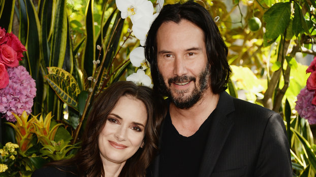 Winona Ryder and Keanu Reeves lead