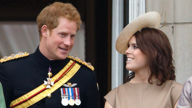 There's Drama Over Princess Eugenie's Wedding Date, and It Has to Do with Prince Harry and Meghan Markle