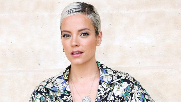 Lily Allen lead