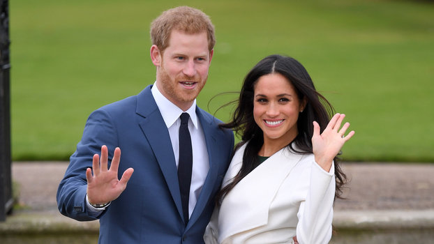 Meghan and Harry royal tour lead