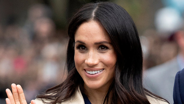 You Have to Watch This Never-Before-Seen Footage of Meghan Markle's Humanitarian Trip to India