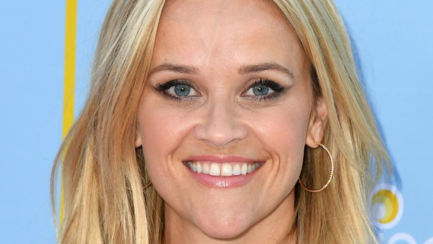 Reese Witherspoon Is Totally Okay With Her Wrinkles and Gray Hair