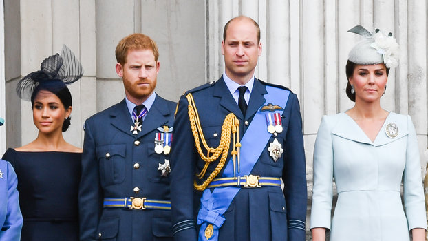 Are the Royal Fab Four Really Feuding? We Investigate - InStyle